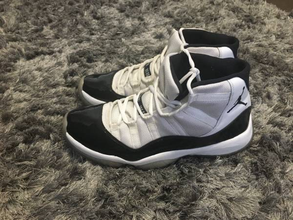 Photo Air Jordan 11 Concord 2011 - $120 (Bogota)