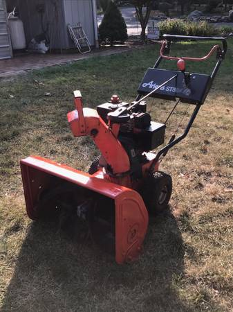 Photo Ariens Snow Blower for Sale - $165 (Blairstown nj)