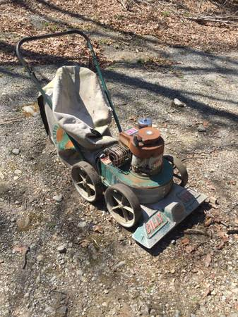 Photo Billy Goat Leaf Vacuum - $150 (Hackettstown)
