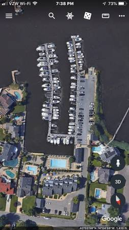 Photo Boat Slip 36 For sale point Pleasant New Jersey - $39,500 (Point Pleasant)