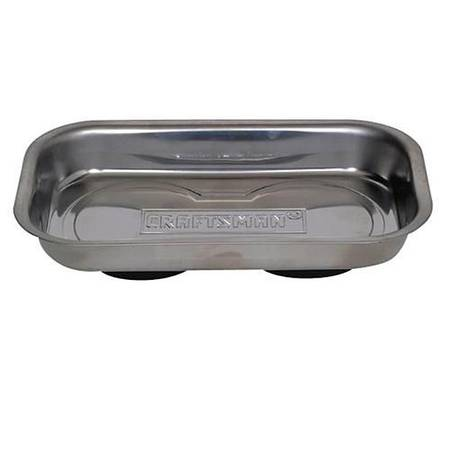 Photo Brand New Craftsman Stainless Steel Magnetic Tray (41329) - $28 (Maplewood)