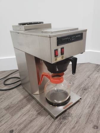 Photo Commercial Coffee Brewer - $50 (Edgewater)