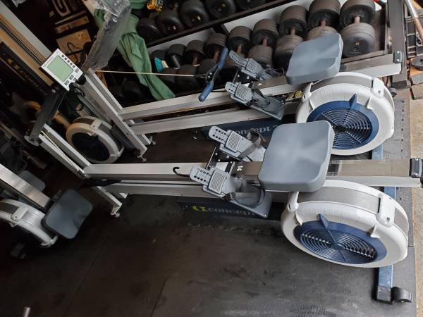 Photo Concept 2 C2 Dynamic Rowers PM5s ($750) and PM4s ($700) - $750 (Livingston)