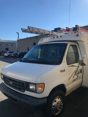 Photo Drive it today Great work truck - $5,500 (wyckoff)