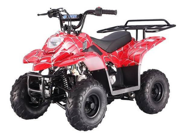 Photo FOR SALE 110cc 125cc AUTOMATIC ATV  250cc MANUAL ATV (201 ROUTE 73 S, PALMYRA NJ 08065)