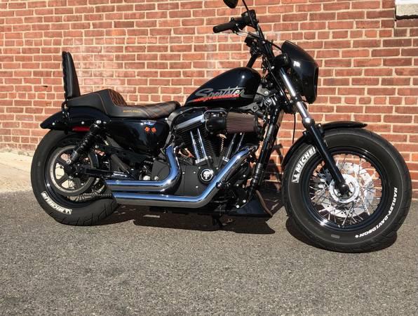 Photo Harley Davidson Sportster 48 - $7,500 (Belleville)