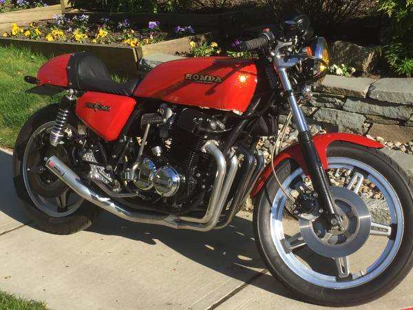 Photo Honda cb 750 cafe - $4,800 (New Milford)