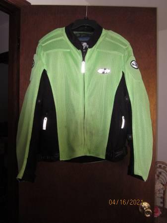 Photo Joe Rocket Motorcycle Jacket - $100 (Lafayette Township)