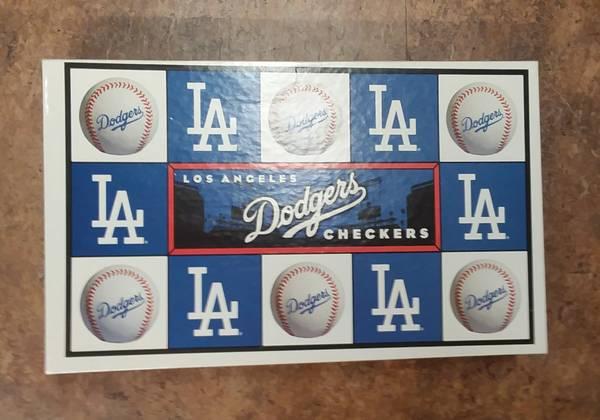 Photo Los Angeles Dodgers VS San Francisco Giants Checker Game - $15 (Lake Hiawatha)