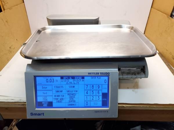 Photo Mettler Toledo UC-ST Touchscreen Scale wLabel Printer Deli, Bakery... - $499 (Edison)