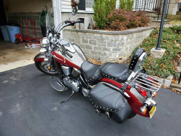 Photo Motorcycle for sale - $4,500 (Cedar Grove)