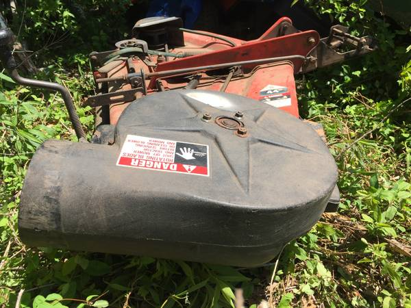 Photo Simplicity Turbo Bagger Blower only - $75 (whitehouse station)