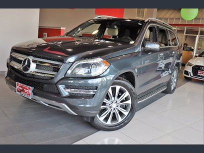 Photo Used 2013 Mercedes-Benz GL 450 4MATIC for sale