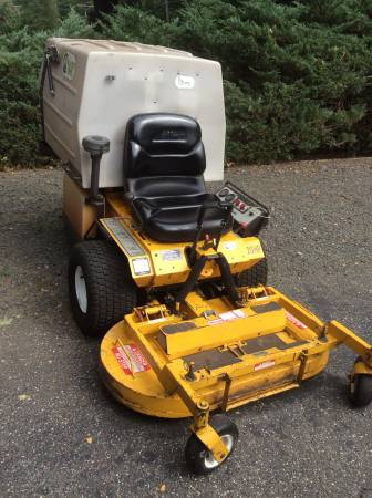 Photo Walker Lawn Mower - $6,250 (Hillsdale, NJ)