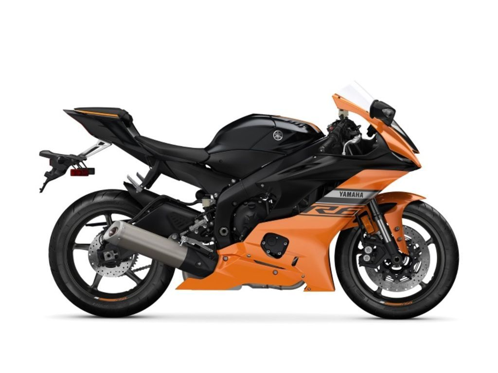 Photo 2020 Yamaha YZF-R6 $12199