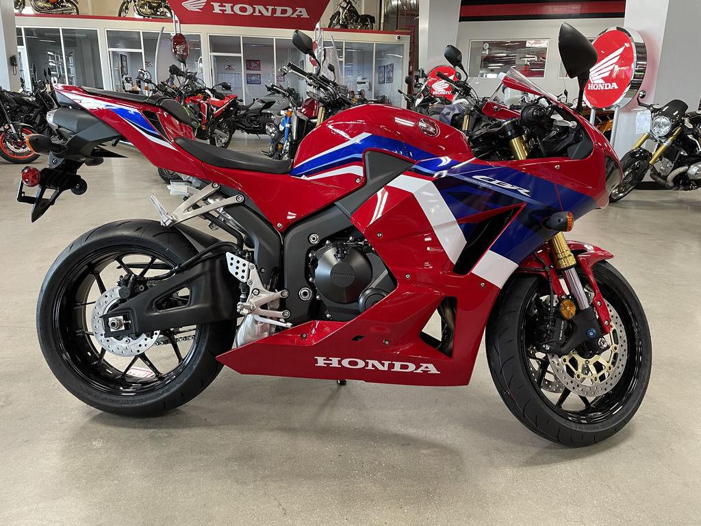 Photo 2021 Honda CBR600RR $11899