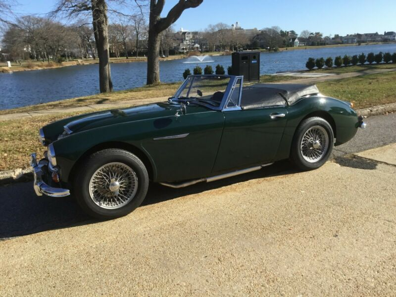 Photo 1967 Austin Healey 3000 039Touring Model039 Open Two Seater Roadster