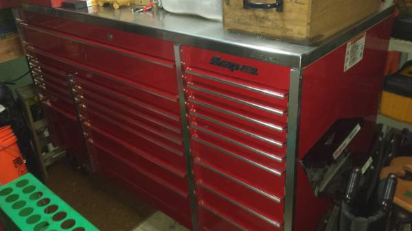 Photo snap on krl1023p tool box - $6500 (middlesex county)