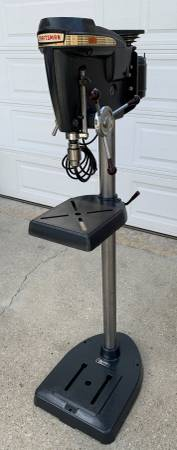 Photo 103.24510 Sears Craftsman Simpsons model 150 Drill Press - $850 (Metairie)