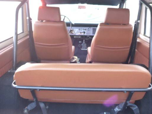 Photo 1973 Wagon Car Ford Bronco Good Condition Overall7y - $6,000 (New Orleans)