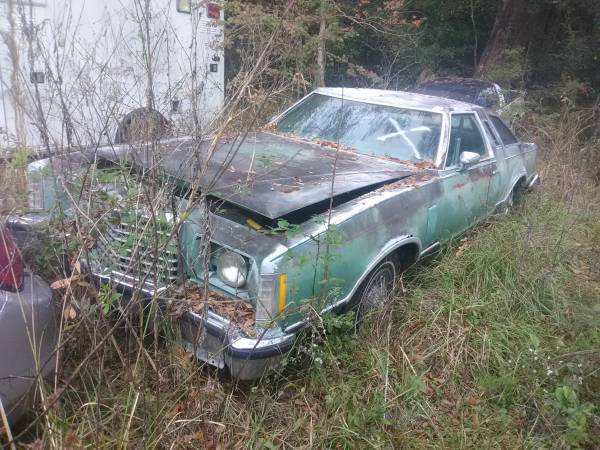 Photo 1976 Ford Thunderbird Whole for Parts with Title - $1,100 (Lacombe)