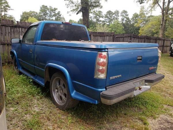 Photo 1995 chevy pick-up - $800 (WALKER)