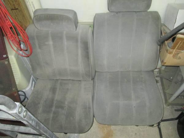 Photo 1996 caprice bucket seat - $200 (abita springs)