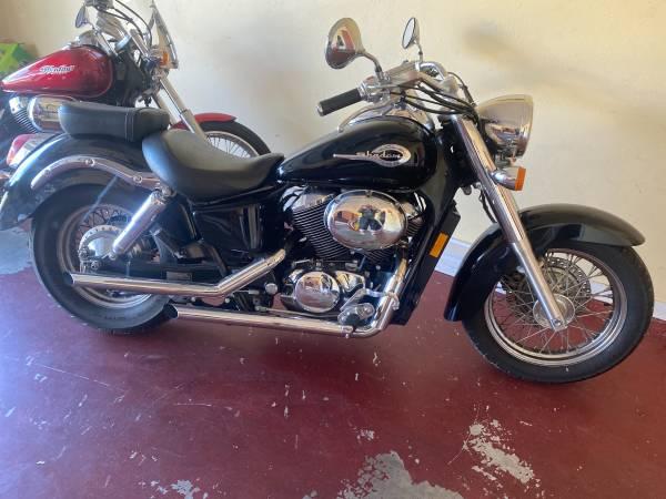 Photo 2003 Honda Shadow ACE - $2,500 (Ocean Springs)