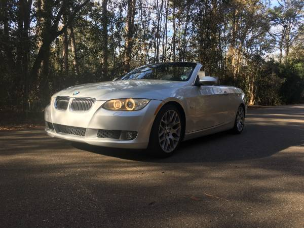 Photo 2009 BMW 328i Hardtop Convertible Only 80k Miles Super Clean Mint - $10800 (Hammond)