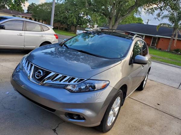 Photo 2012 Nissan Murano For sale  OBO super clean - $7300 (Kenner)