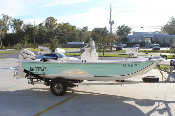 Photo 2013 Carolina Skiff - $13,680 (Laplace)