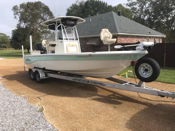 Photo 2018 NauticStar 244XTS Bay Boat - $64,500 (Florence, Ms)
