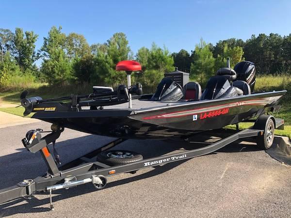 Photo 2018 Ranger Boat - $25,000 (St. Francisville, LA)