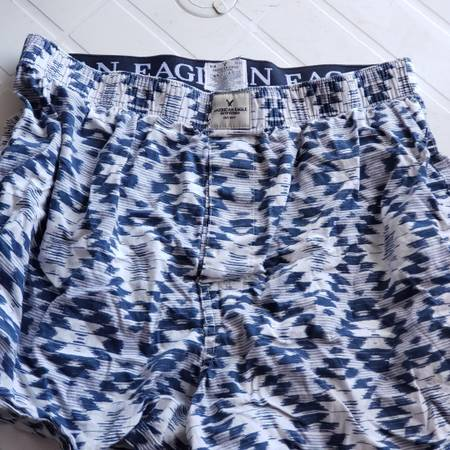 Photo 2 pairs of size medium - American Eagle mens underwear - $10 (Metairie)