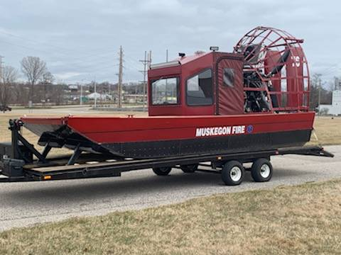 Photo Airboat - $45000 (Muskegon)
