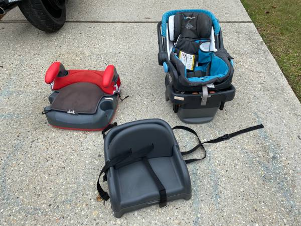 Photo Baby car seat, toddler car seat, booster chair (Lakeview)