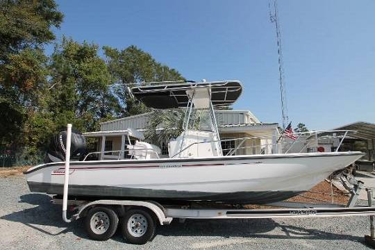 Photo Boston Whaler 220 Very Clean Boat 2005 Ready For Water Test Super Fa - $20190 (Full Instrumentation)