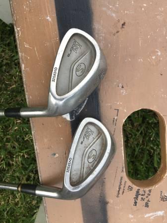 Photo Callaway, Cobra, Titleist, Taylor Made, Ping golf clubs - $20 (Kenner)