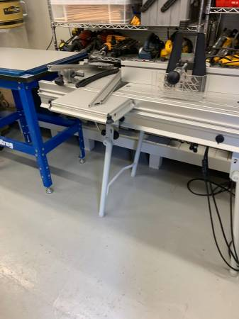 Photo Festool Router Table w Router - $2100 (Gretna)