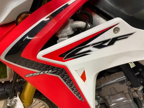 Photo Honda CRF 250L - $3,500 (Ocean Springs)