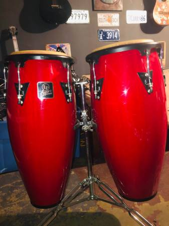Photo LP ASPIRE CONGAS - $200 (Kenner)