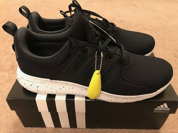 Photo Men39s ADIDAS CF LITE RACER Running Shoes - BRAND NEW WITH TAGS (9.5) - $35 (New Orleans  Destrehan)