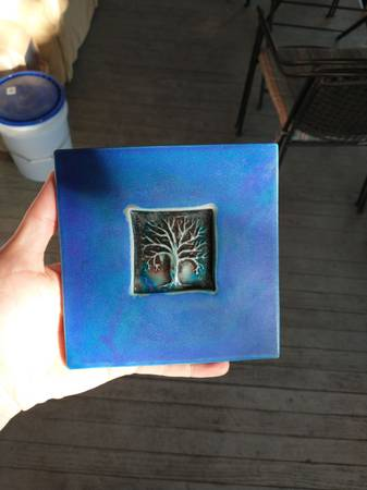 Photo Michael Cohen tree of Life art tile - $20 (New Orleans)