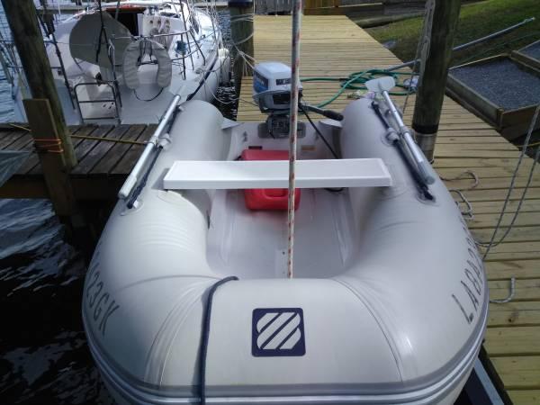 Photo Rigid hull Dinghy - $1,600 (Slidell)