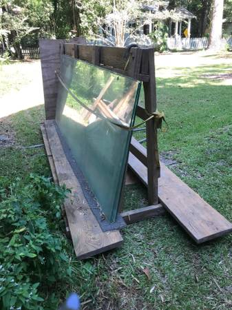 Photo Two Tempered glass panels (ABITA SPRINGS)