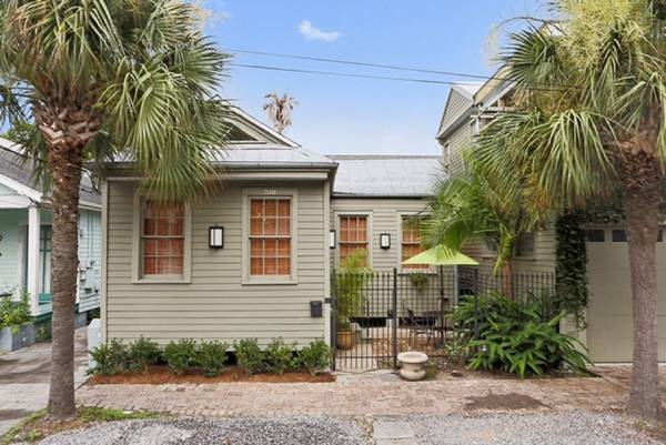 Photo Uptown Cottage in prime location Gated and great courtyard (New Orleans)
