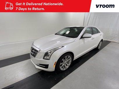 Photo Used 2017 Cadillac ATS 2.0T AWD Sedan for sale