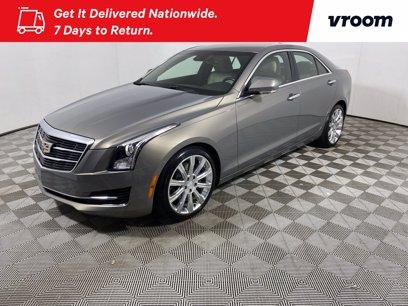 Photo Used 2017 Cadillac ATS 2.0T Luxury Sedan for sale