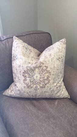 Photo Z GALLERIE PILLOWS - $79 (WAREHOUSE DISTRICT)