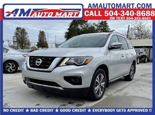 Photo NISSAN PATHFINDER  99.9 APPROVED $1995 DOWN (Marrero)